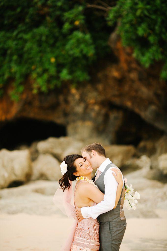 Lani & Stig Bali Wedding by Pixeldust Wedding Photography - 010