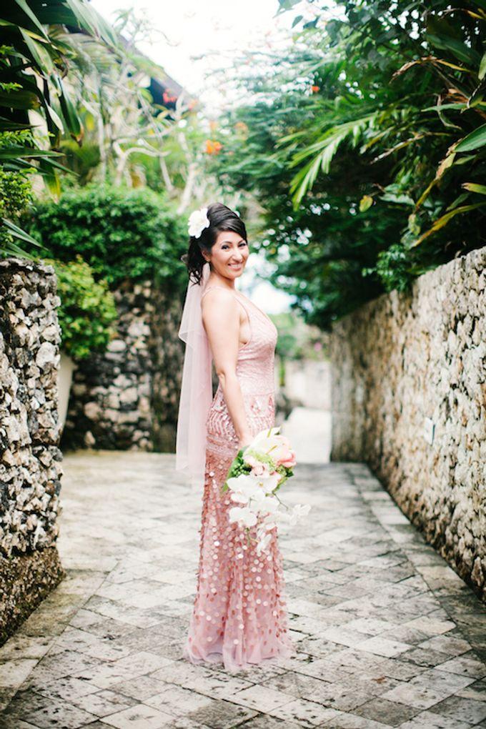 Lani & Stig Bali Wedding by Pixeldust Wedding Photography - 015