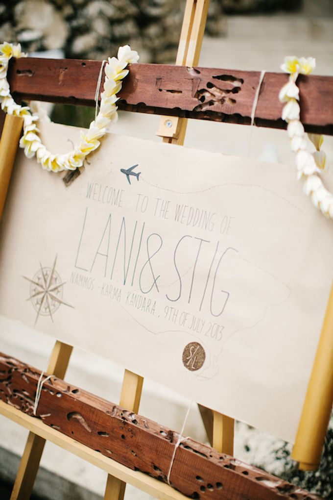 Lani & Stig Bali Wedding by Pixeldust Wedding Photography - 019