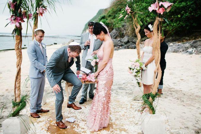Lani & Stig Bali Wedding by Pixeldust Wedding Photography - 023