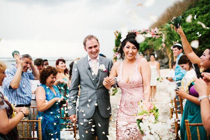 Lani & Stig Bali Wedding by Pixeldust Wedding Photography - 024