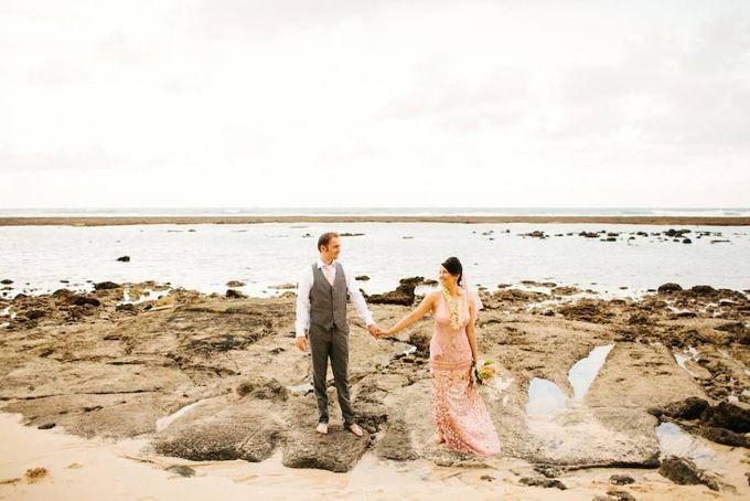 Lani & Stig Bali Wedding by Pixeldust Wedding Photography - 025