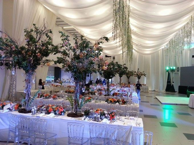 THE MONOCHROME - WEDDING EVENTS by The Monochrome - Events Place of Nuvali - 006