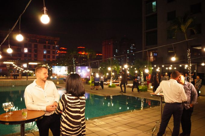 Weddings at Poolside by Sparks Luxe Jakarta - 008