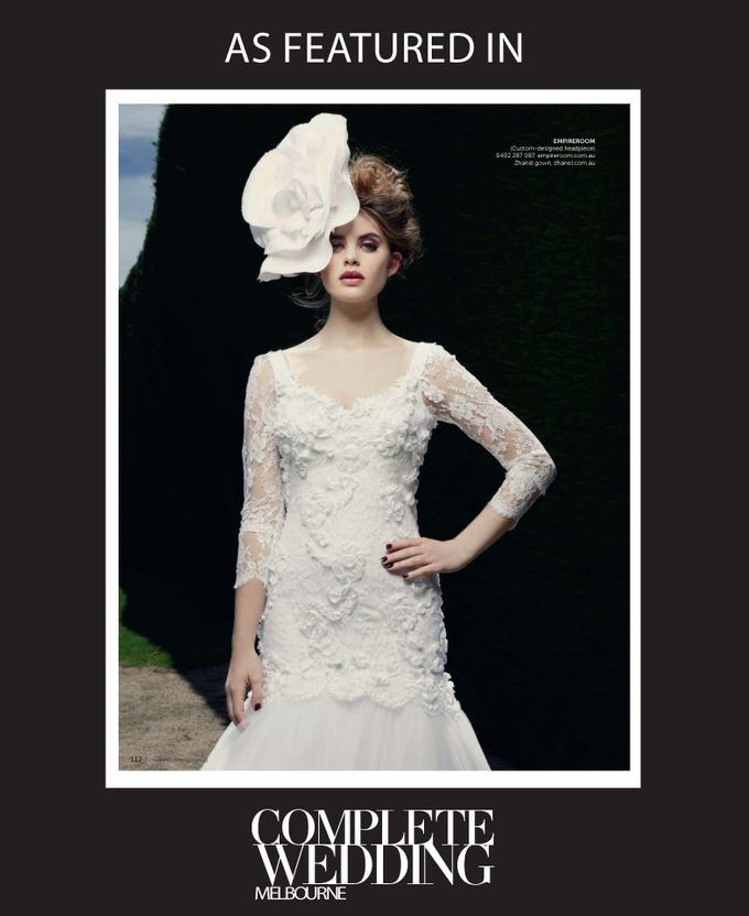 Complete Bride Fashion Shoot by Empireroom - 008
