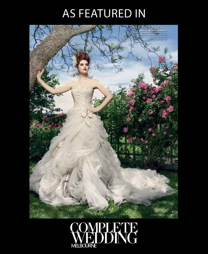 Complete Bride Fashion Shoot by Empireroom - 009