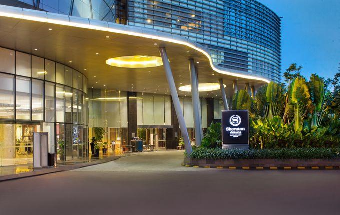 Sheraton Jakarta Gandaria City Hotel by Sheraton Grand Jakarta Gandaria City Hotel - 004