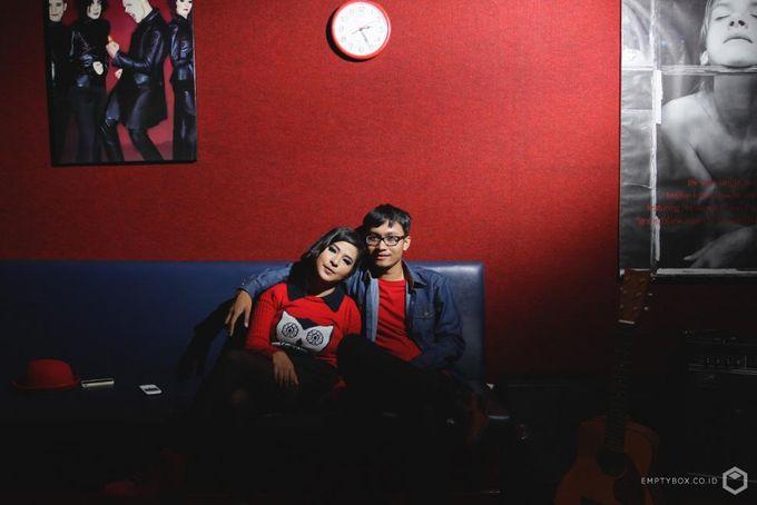 PreWedding | Tania + CB by EMPTYBOX - 001
