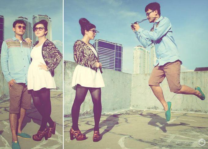 PreWedding | Tania + CB by EMPTYBOX - 002