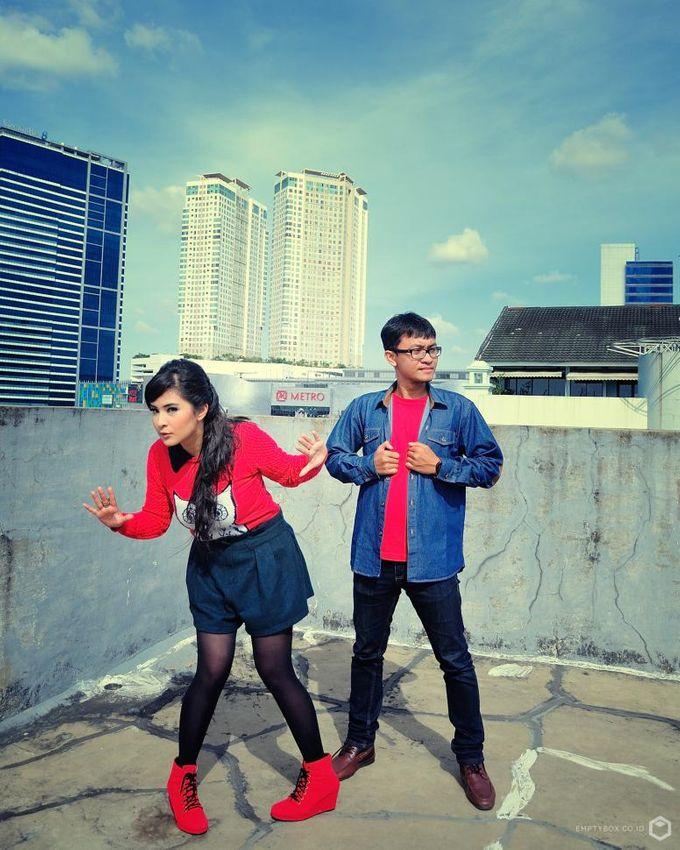 PreWedding | Tania + CB by EMPTYBOX - 004