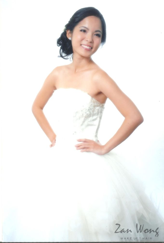 Bridal by Zan Wong Makeup - 004