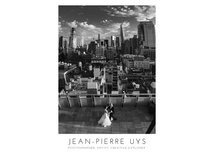 Real Weddings by Jean-Pierre Uys Photography - 002