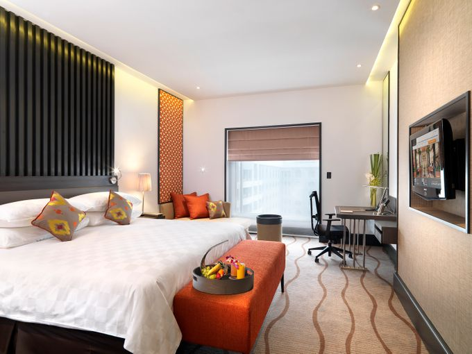 Guestroom by Sama-Sama Hotel - 004