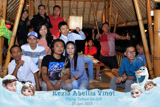 Kezia Abellia Vinot Birthday Party by Happy Moment PhotoBooth - 008