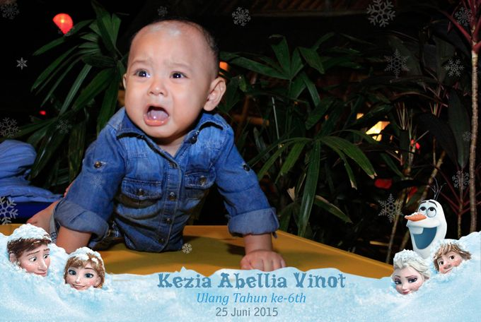 Kezia Abellia Vinot Birthday Party by Happy Moment PhotoBooth - 014