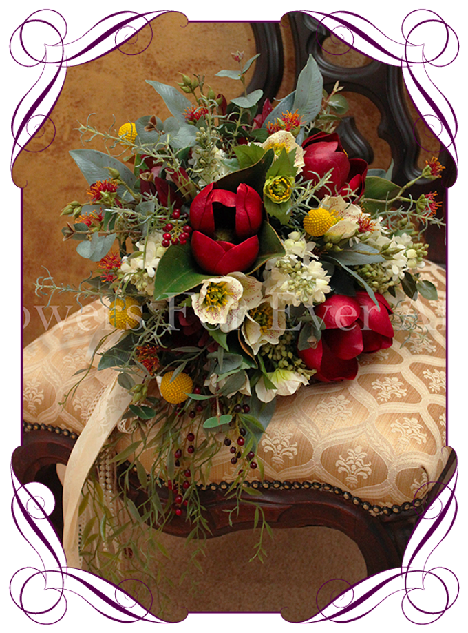 New Vintage and Whimsical Inspired collections by Flowers For Ever After - 005