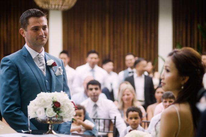 A Wedding at Tamarind Hill by Feelm Fine Art Wedding Photography - 016