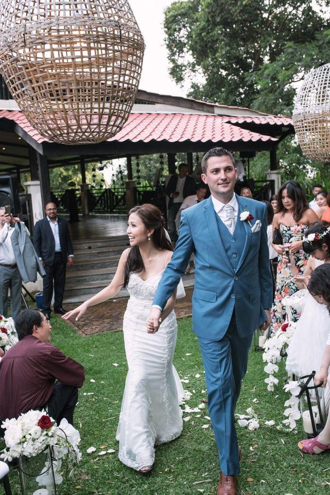 A Wedding at Tamarind Hill by Feelm Fine Art Wedding Photography - 026