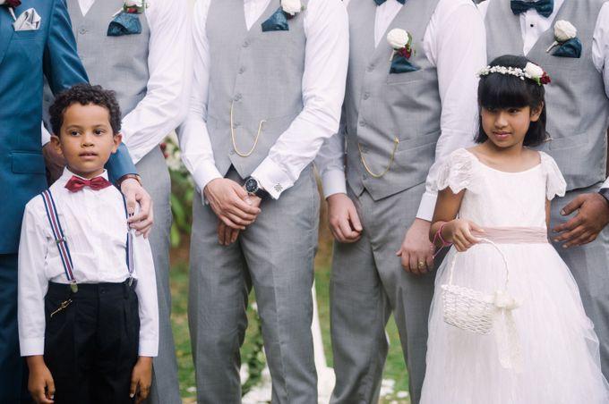 A Wedding at Tamarind Hill by Feelm Fine Art Wedding Photography - 027