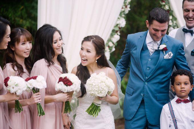 A Wedding at Tamarind Hill by Feelm Fine Art Wedding Photography - 028