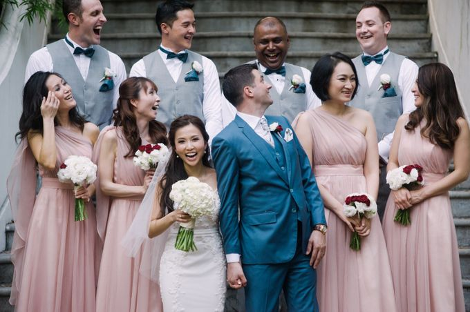 A Wedding at Tamarind Hill by Feelm Fine Art Wedding Photography - 039