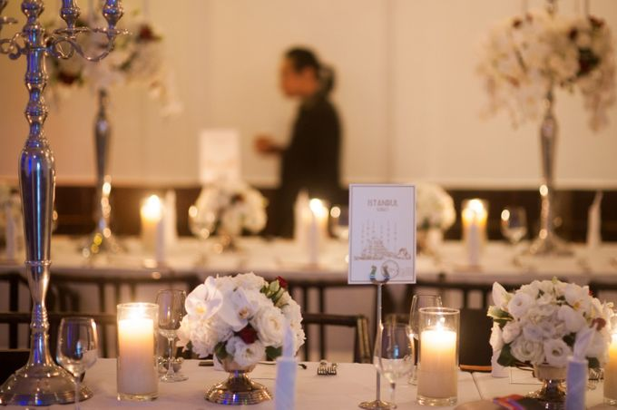 Reception at Tamarind Hill by Feelm Fine Art Wedding Photography - 003