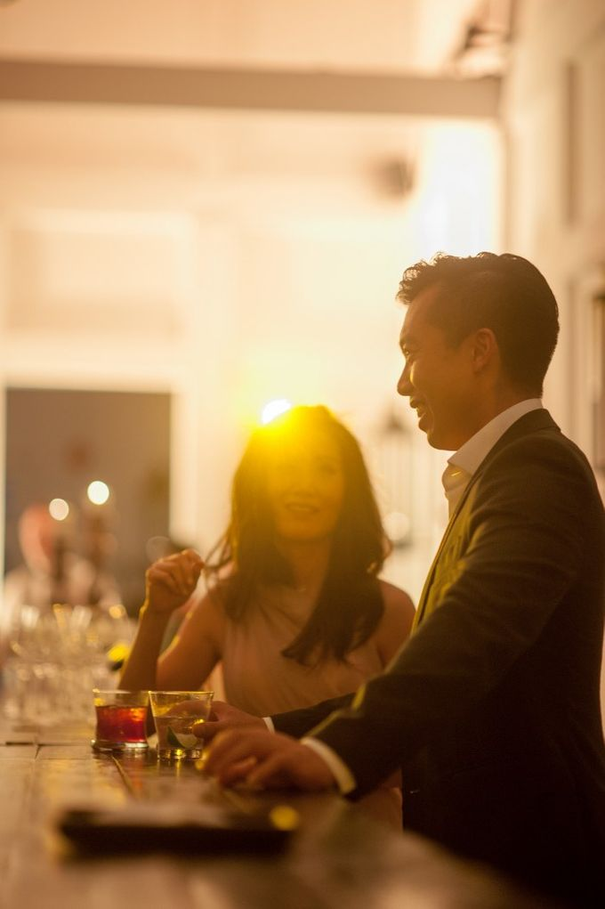 Reception at Tamarind Hill by Feelm Fine Art Wedding Photography - 010