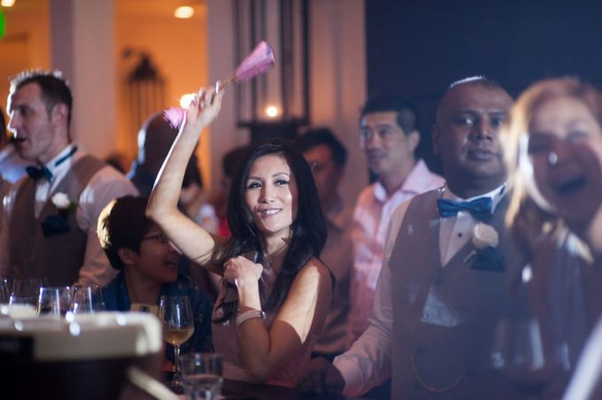 Reception at Tamarind Hill by Feelm Fine Art Wedding Photography - 012