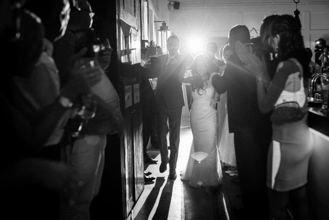 Reception at Tamarind Hill by Feelm Fine Art Wedding Photography - 013