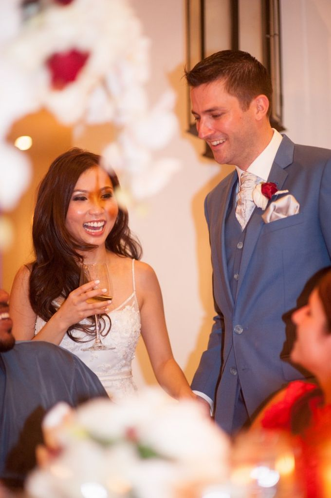 Reception at Tamarind Hill by Feelm Fine Art Wedding Photography - 018