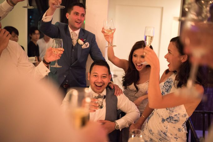 Reception at Tamarind Hill by Feelm Fine Art Wedding Photography - 023