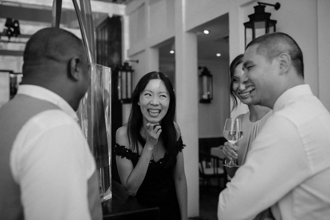 Reception at Tamarind Hill by Feelm Fine Art Wedding Photography - 039