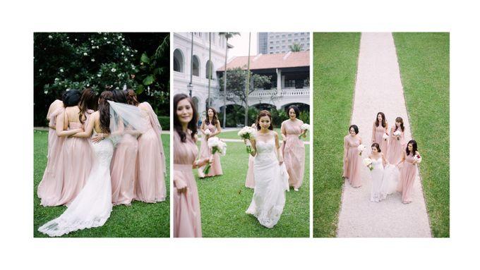 A Wedding at Tamarind Hill by Feelm Fine Art Wedding Photography - 041