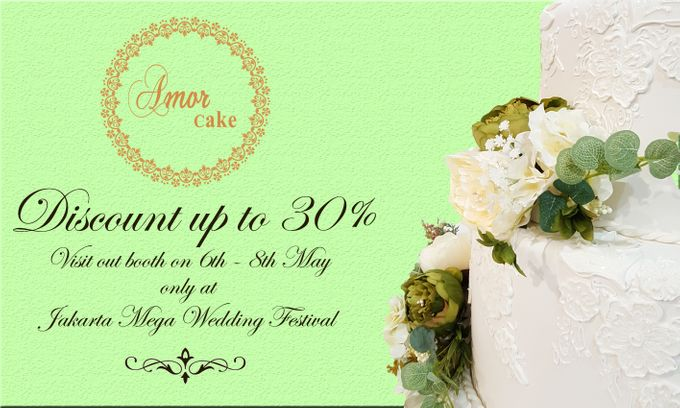 Wedding Expo and Promotion by Amor Cake - 003