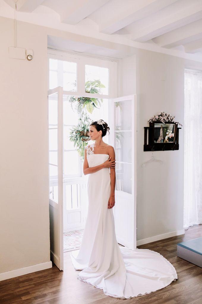 Prueba de vestido de novia by Carlos Lucca - 007