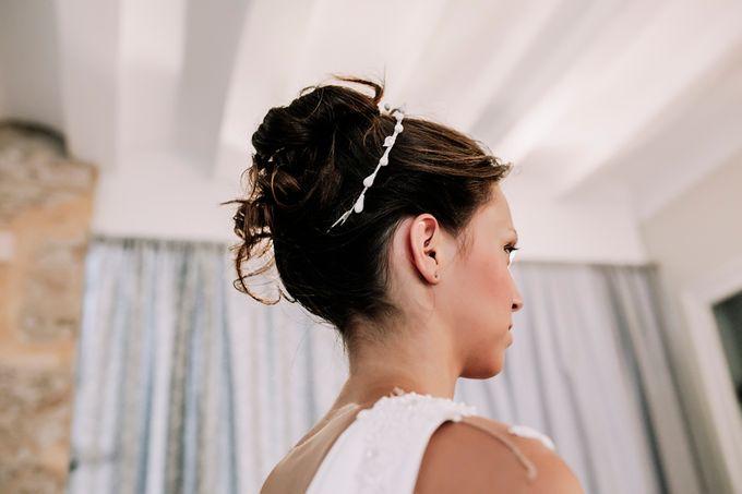 Prueba de vestido de novia by Carlos Lucca - 011