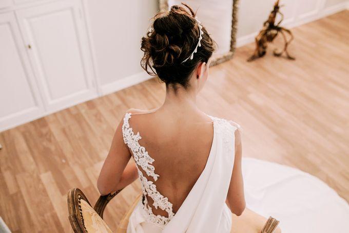 Prueba de vestido de novia by Carlos Lucca - 006