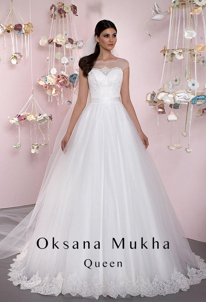 Wedding collection 2016 by OKSANA MUKHA - 027