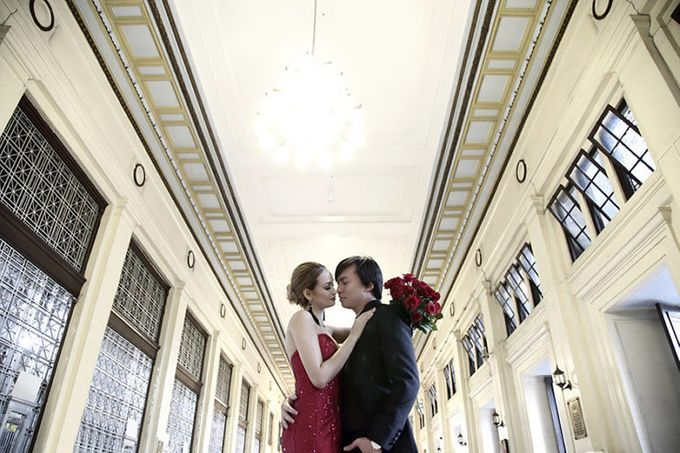 Manila Central Post Office Prenup of Neil and Lou by Bessie Besana Atelier - 004