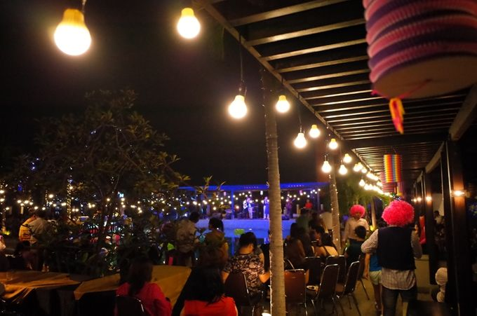Weddings at Poolside by Alila Jakarta Hotel - 007