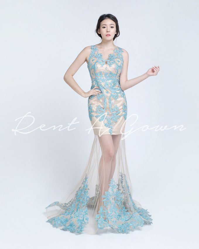 Rent A Gown Collection  - 1 by Rent a Gown - 034