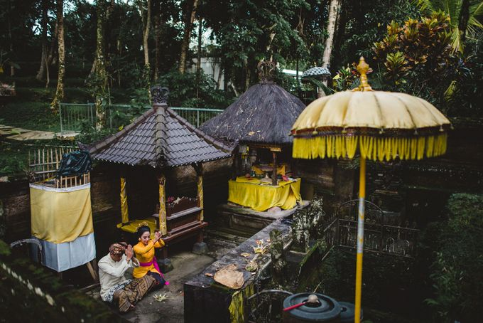 Traditional Wedding at Plataran Ubud Hotel and Spa by Plataran Indonesia - 006