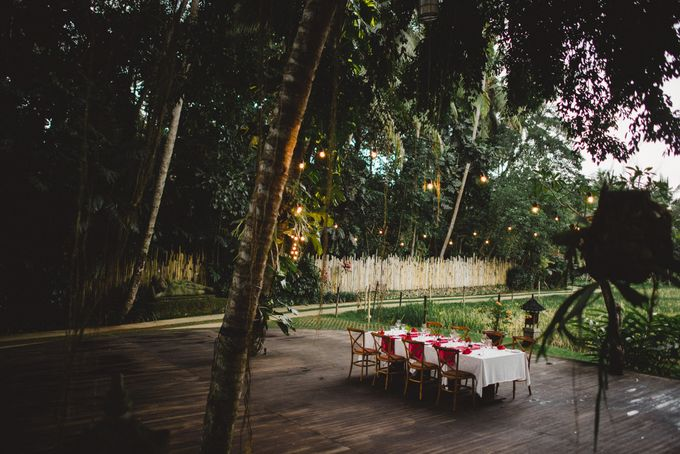 Contemporary Wedding at Plataran Ubud Hotel and Spa by Plataran Indonesia - 013