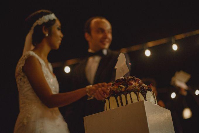 NOVA & AZER BALI WEDDING by MUNCH COOKIES - 001