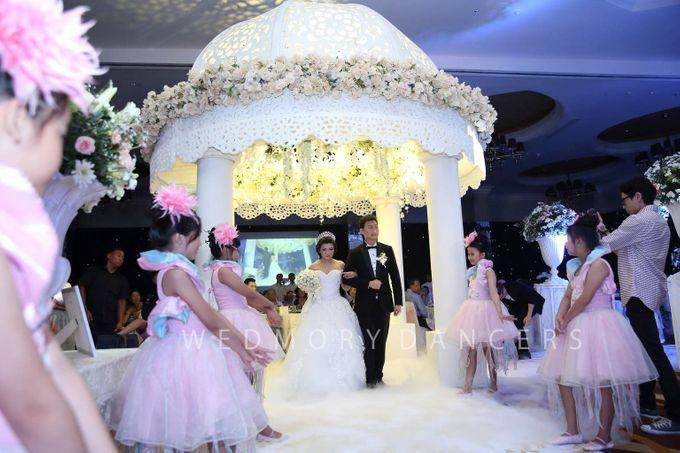 The Wedding of Junaidi and Aprilia by Wedmory Dancers - 001