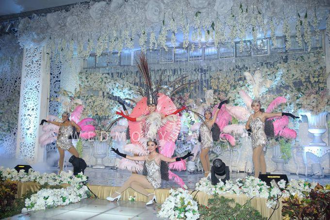 The Wedding of Junaidi and Aprilia by Wedmory Dancers - 003