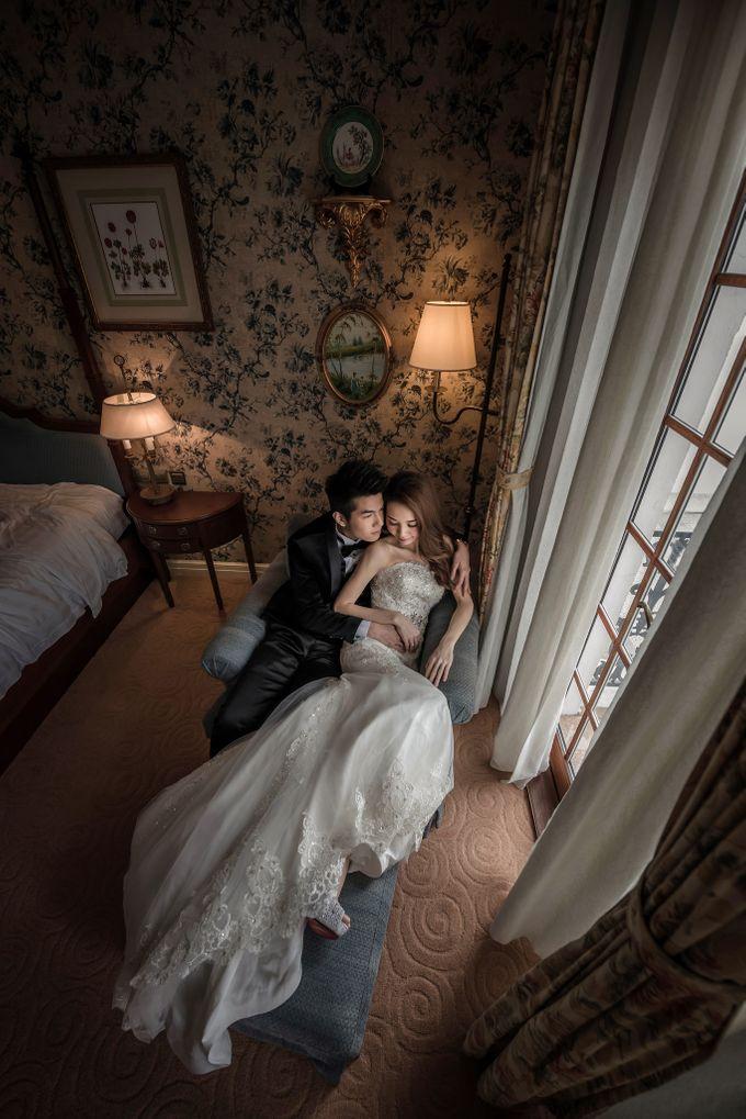 Macau - Overseas Pre-Wedding by Acapella Photography - 011