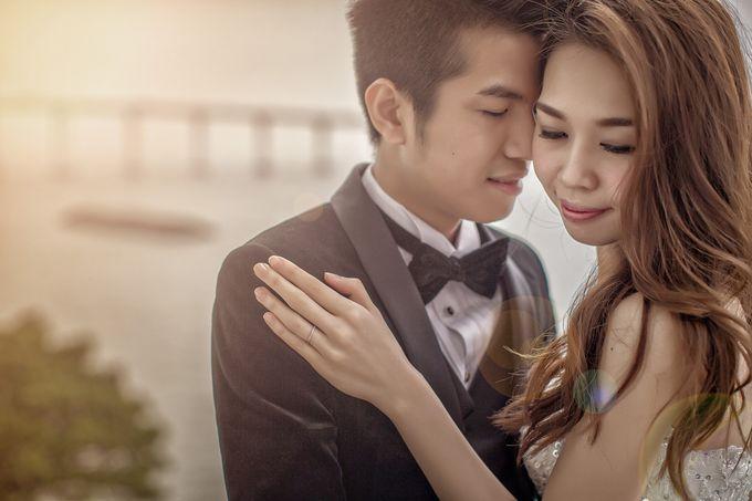 Macau - Overseas Pre-Wedding by Acapella Photography - 012