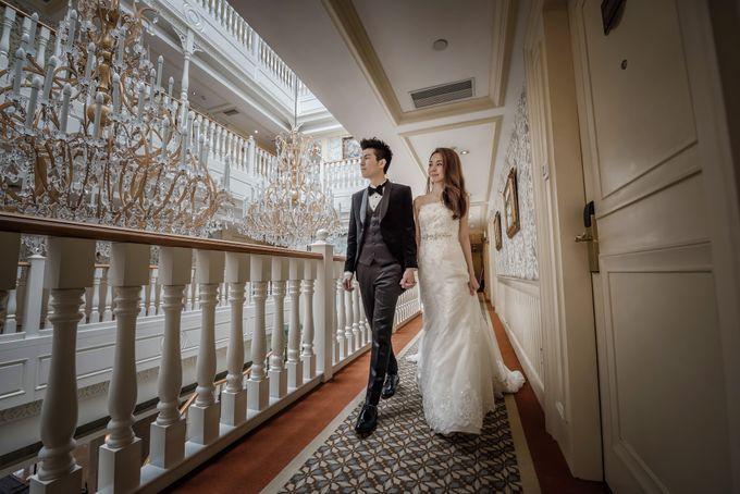 Macau - Overseas Pre-Wedding by Acapella Photography - 016