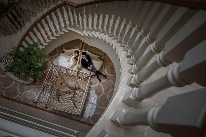 Macau - Overseas Pre-Wedding by Acapella Photography - 019